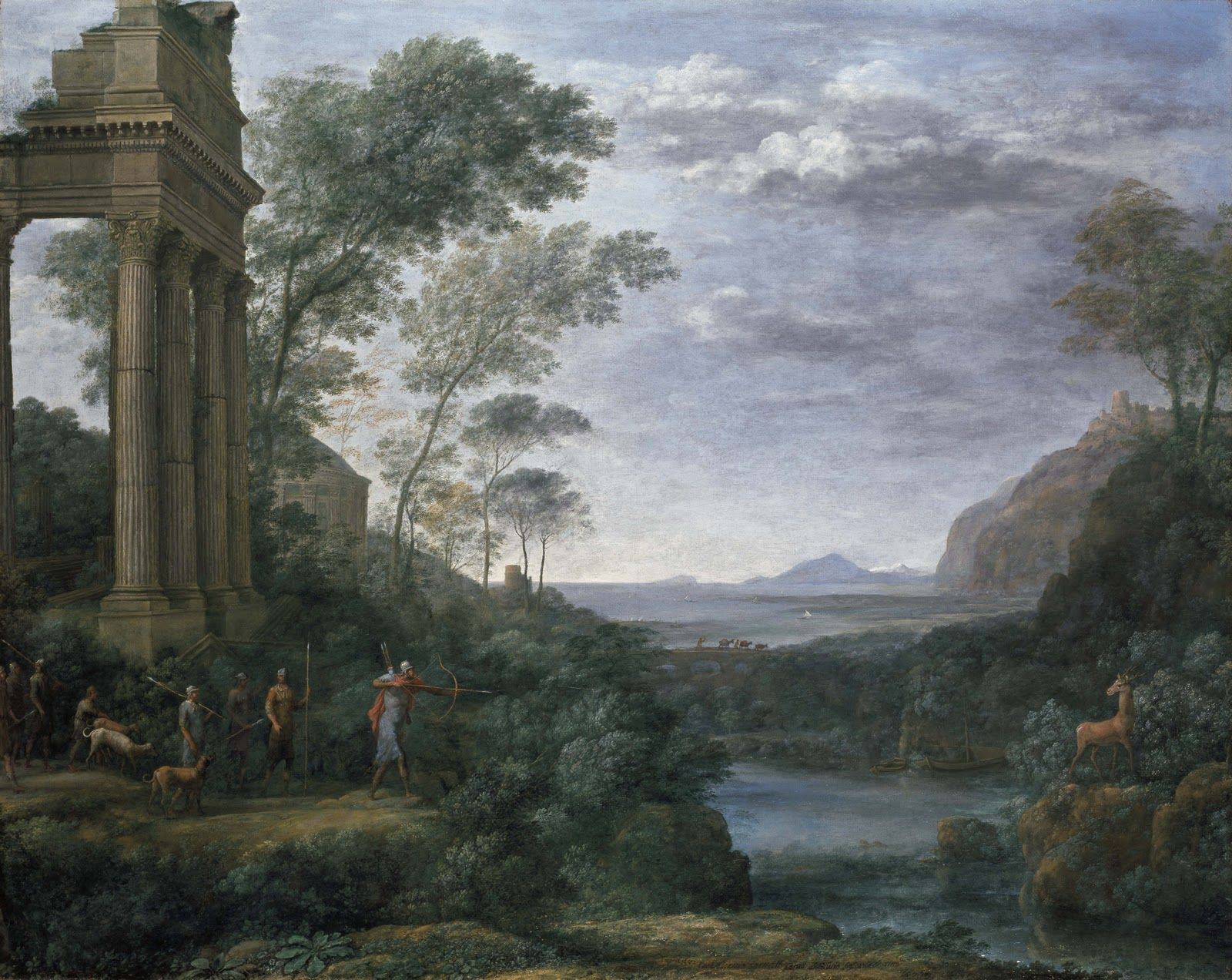Landscape Painting Wikipedia The Free Encyclopedia Landscape Paintings Landscape Scenery Landscape