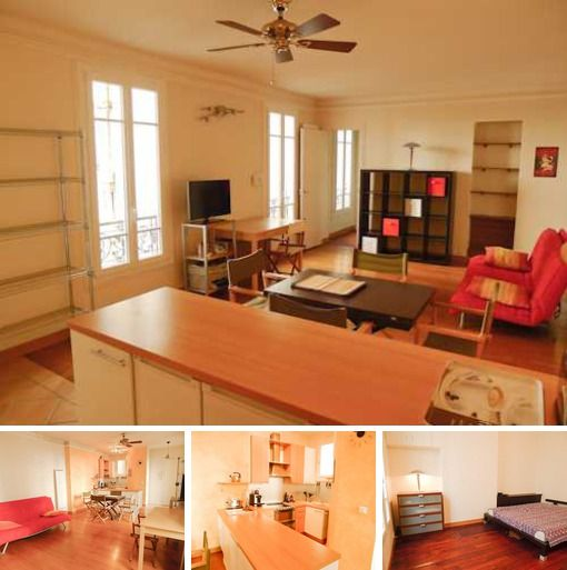 Attractive Furnished 1-bedroom Apartment For Rent At Rue