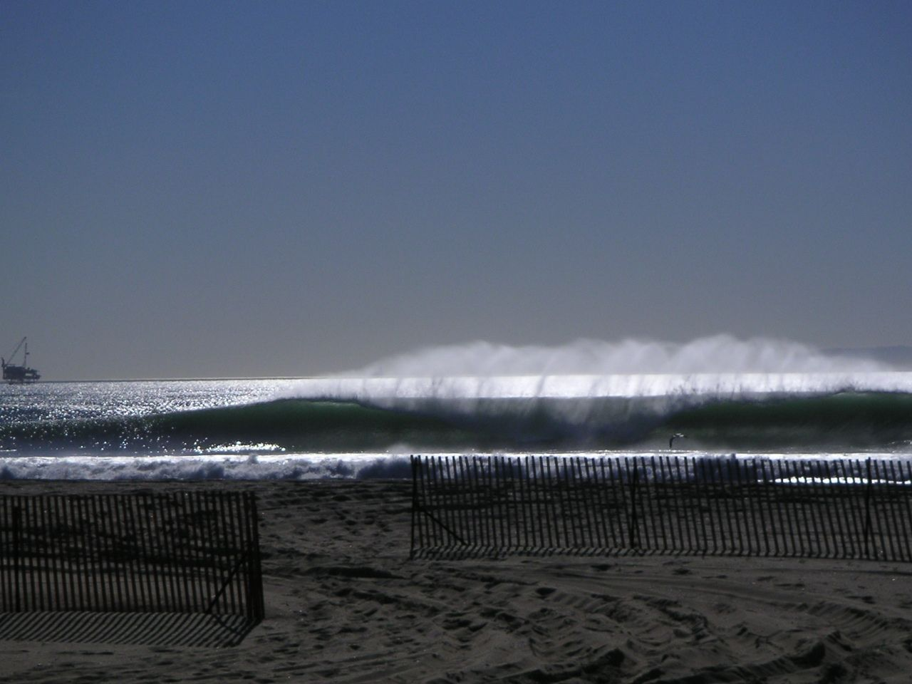 Bolsa Chica Aka Tin Can Beach Is Just North Of Huntington Ca