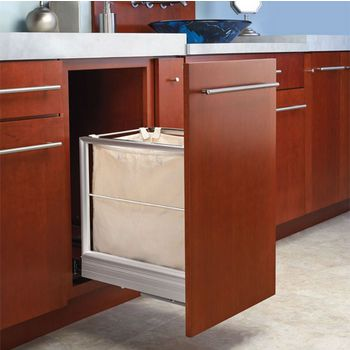 Door Mounted Cabinet Or Closet Mounted Built In Laundry Hampers