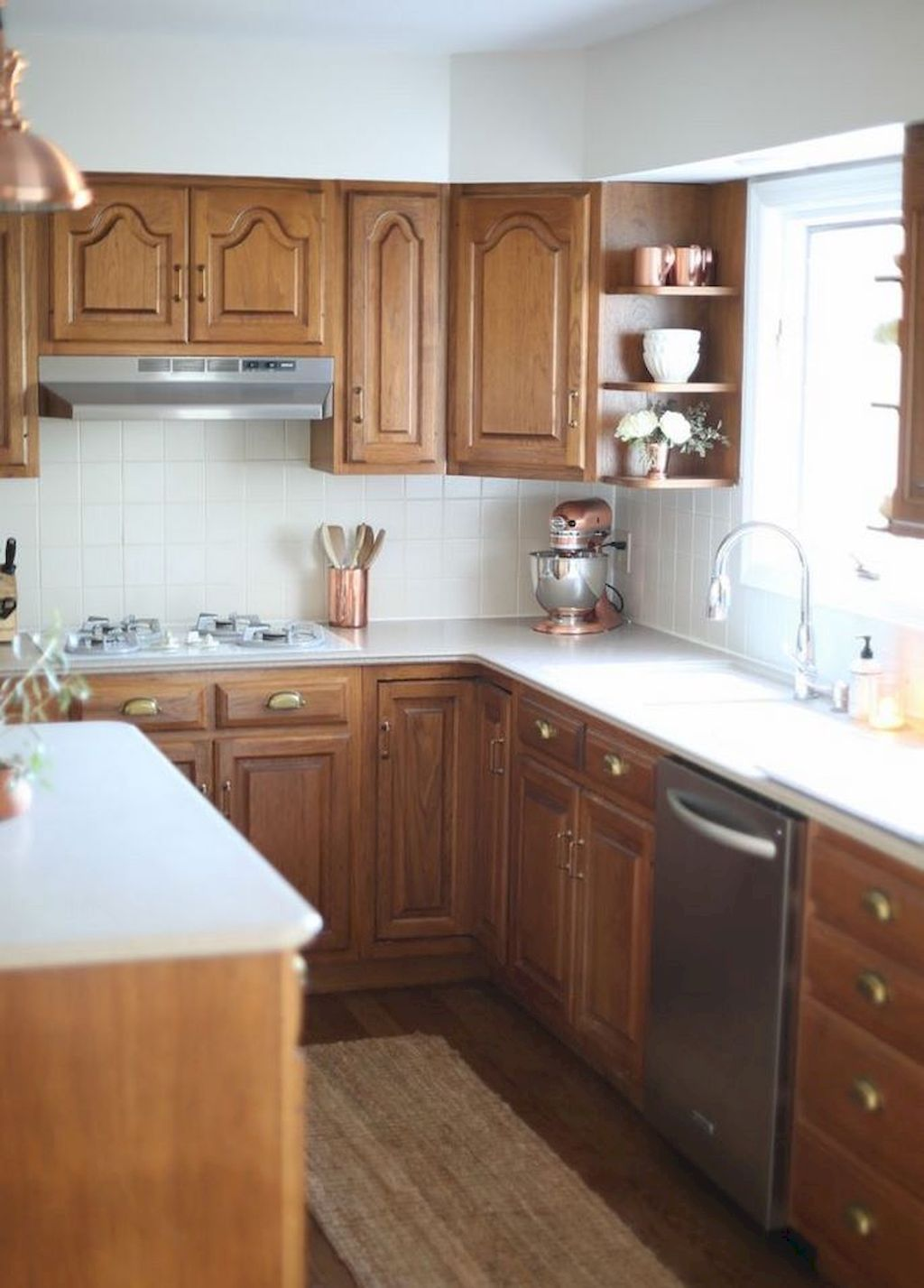 65 Farmhouse Kitchen Backsplash Design Ideas