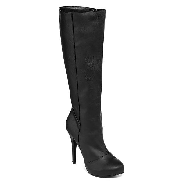 5f4bd62f18c2f Michael Antonio Bickie Tall Boots - Wide Calf - JCPenney