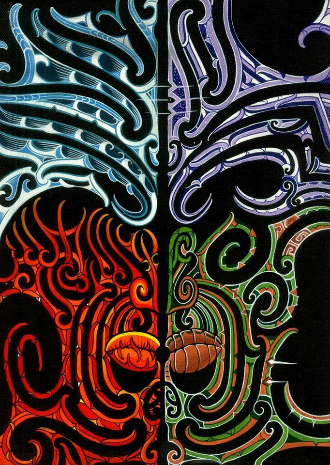 Pin by lloyd matthews on Wine ideas | Maori art, Art, Maori