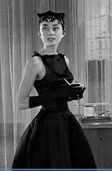 Audrey Hepburn Dress 1 Sabrina S Red Dress Audrey Hepburn Dress Audrey Hepburn Outfit Fashion