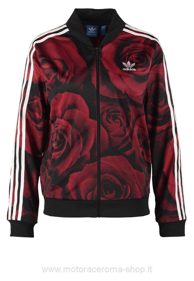 a30e5aeb4d87 Donna adidas Originals RED CLASH - Giacca leggera - red