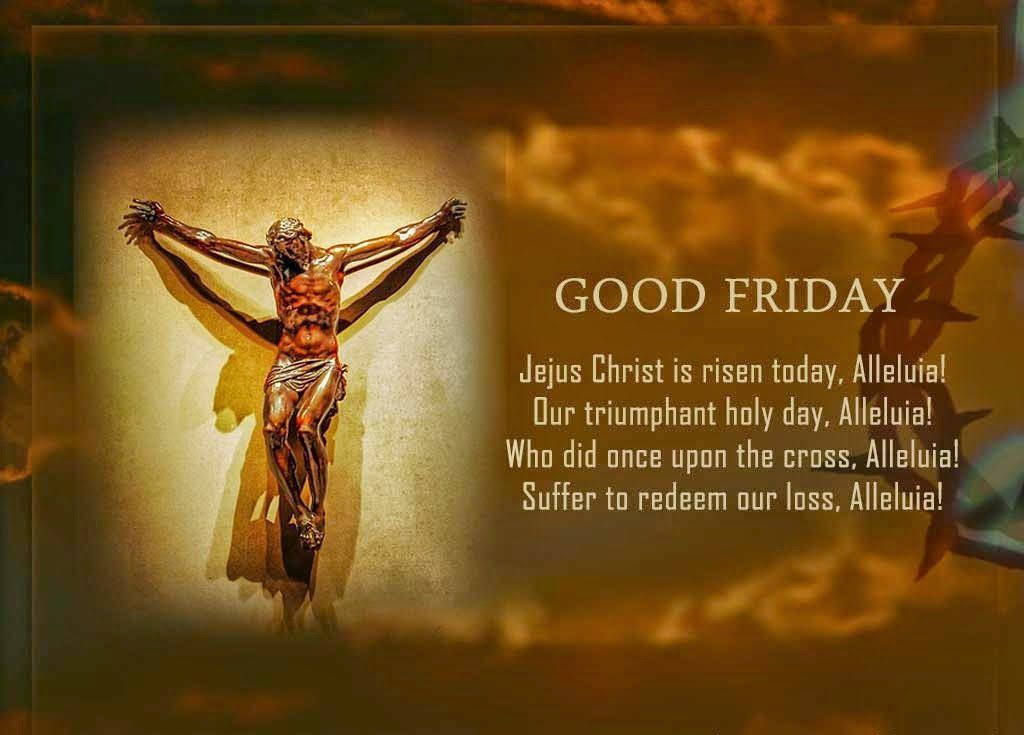 Good Friday Wishes Messages Quotes Sayings Images Sms Hd