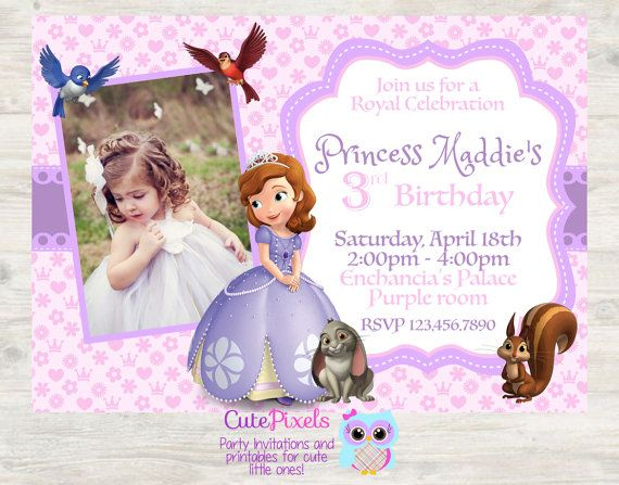 Sofia the first invitation princess sofia invitation princess sofia the first invitation princess sofia the first by cutepixels stopboris Images