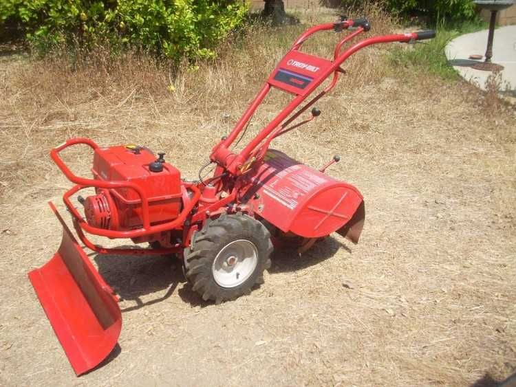 TILLER  BY TROY BILT %2A REDUCED PRICE%2A  GREAT CONDITION