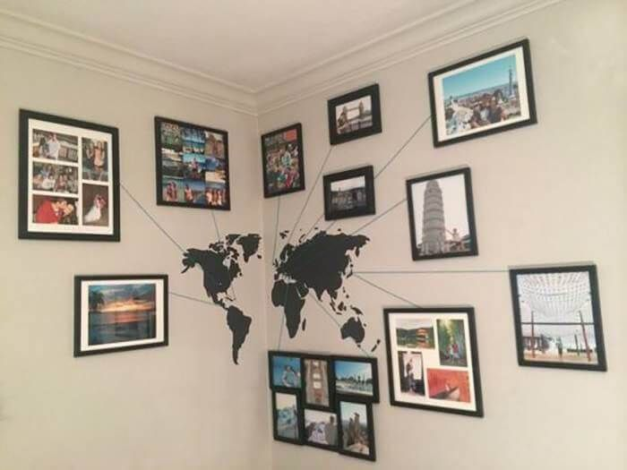 Wall of Travel images