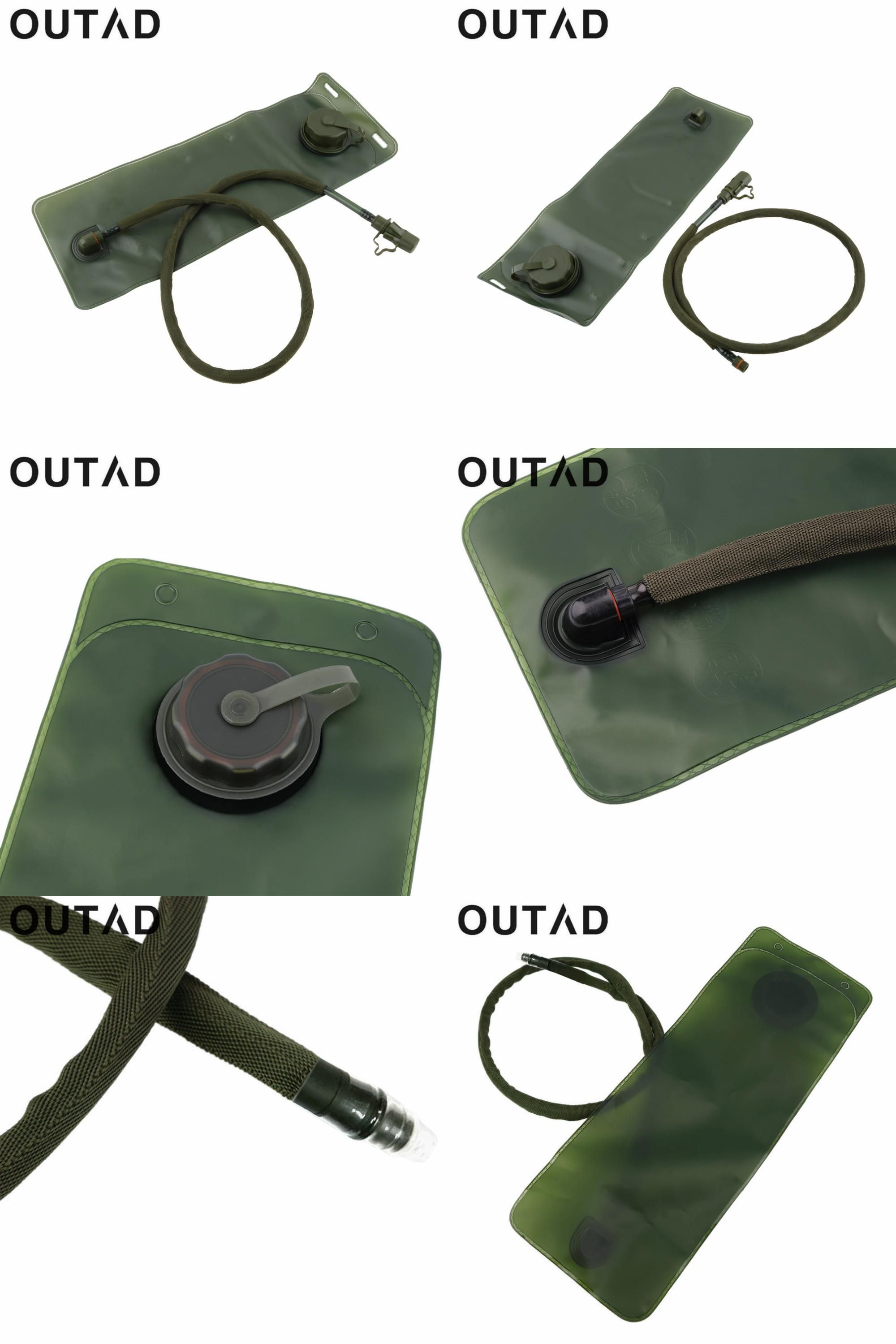 Visit to Buy] OUTAD 3L Water Bag Bladder Climbing Hydration System ...