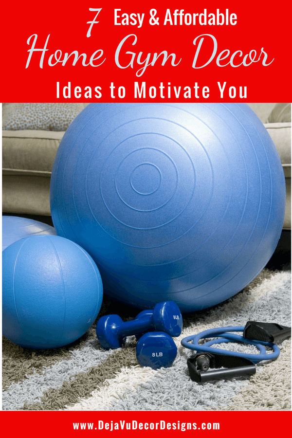 Easy home gym decor ideas to keep you motivated top s