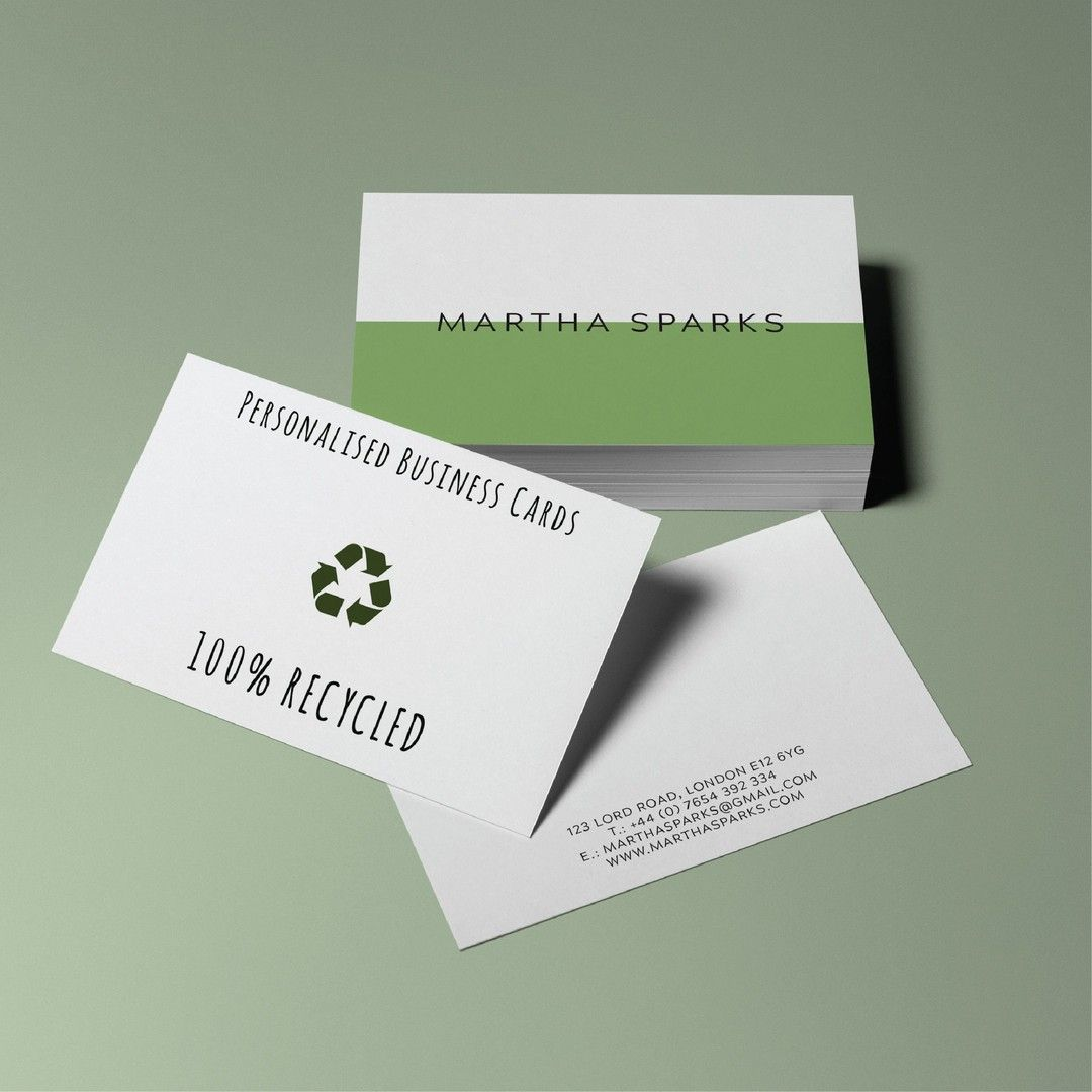Printtailors Posted To Instagram We Are Very Proud To Now Have 100 Recycled Businesscards Avail Printing Business Cards Business Cards Business Card Design