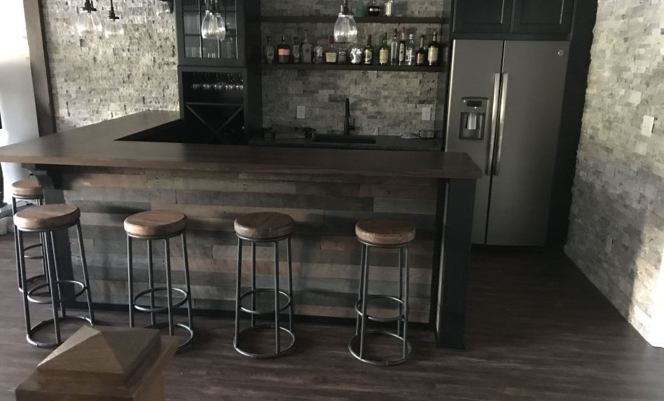 insanely cool basement bar ideas for your home boffo interior also pin by melissa bychinski on the in pinterest rh
