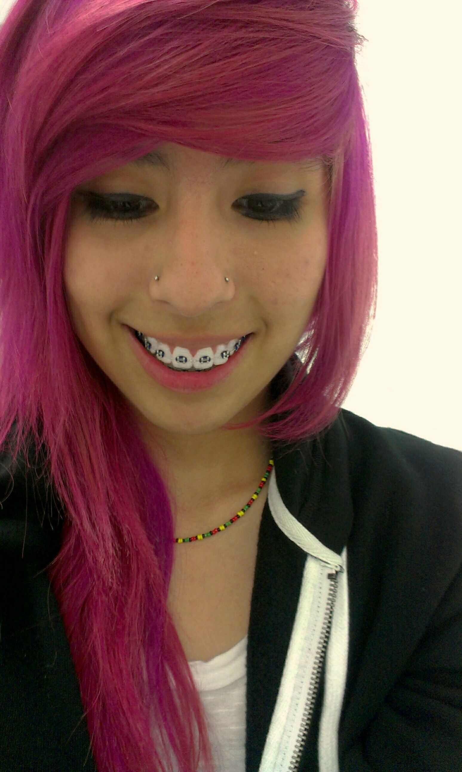 paired nostril piercing | Ink and Piercings | Pinterest ...
