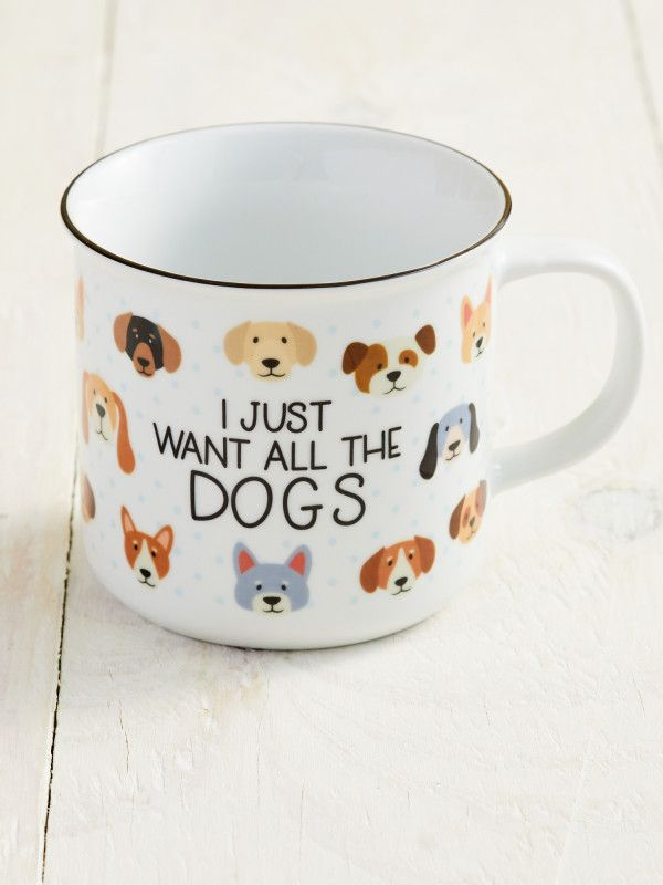 All The Dogs Mug
