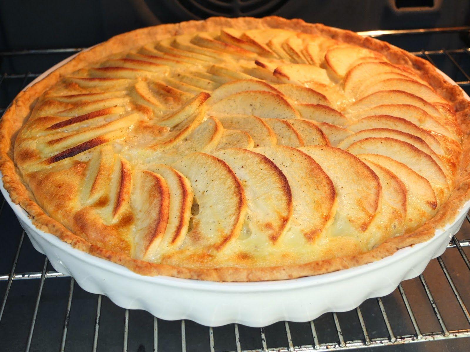Cocinando Con Lola García Tarta Clásica De Manzana Y Masa
