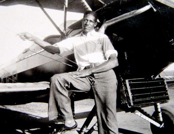 Frank Mann/Howard Hughes Engineer