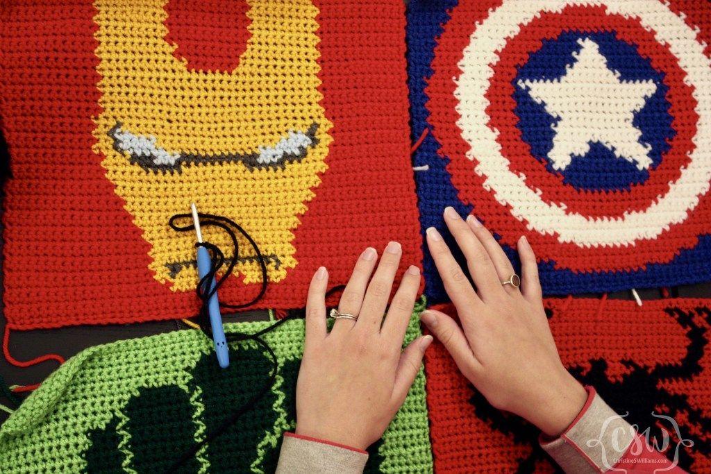 Marvel Superhero Pillow | Superhero, Crochet and Pillows