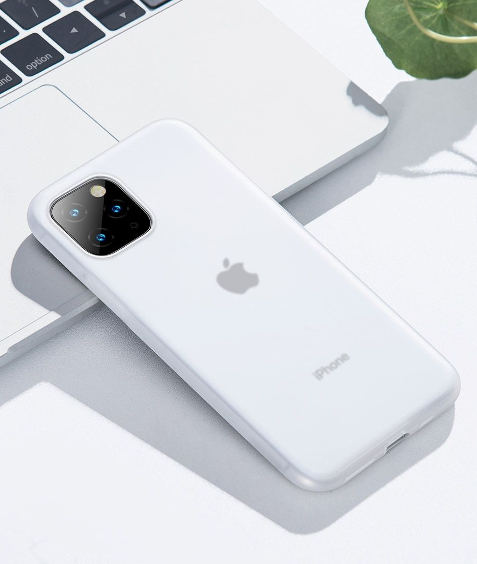 Liquid Silicone Back Phone Case For Iphone 11 Pro Max In 2020