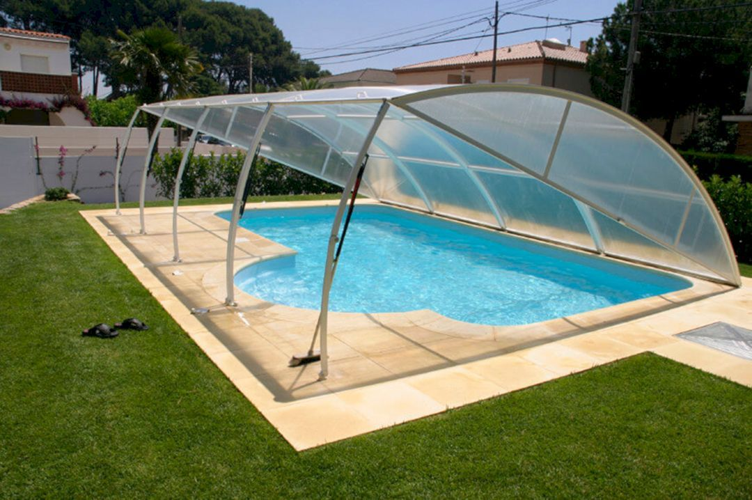 45 Pool Winter Covers Inground Ideas For Your Safety And Family
