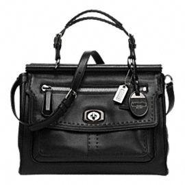 Fabulous coach purse, timeless, classic, style.  I think you shall be mine.