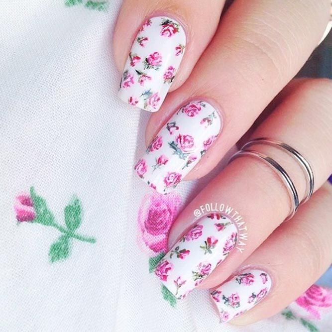 Spring Nail Designs For 2018 That You Will Adore Pinterest