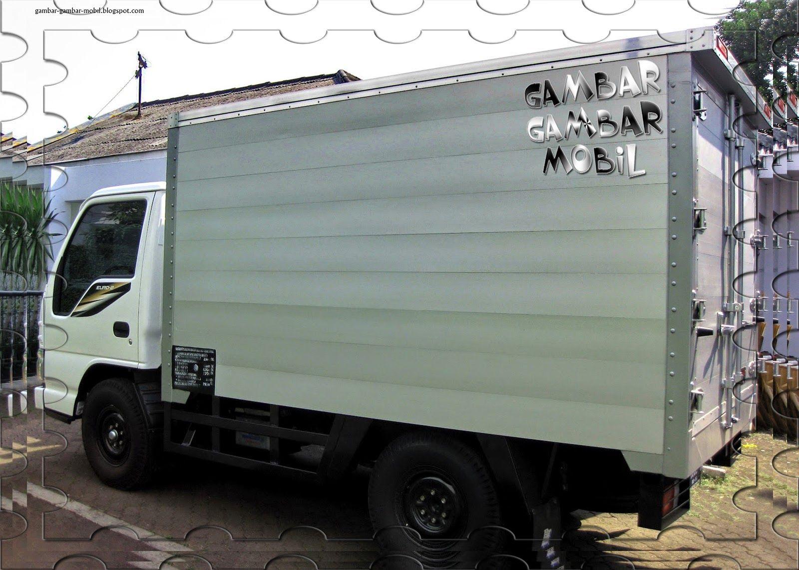86 Gambar Mobil Truk Box HD Terbaru