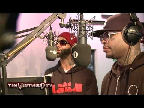 """Slaughterhouse stopped by the Westwood 1Xtra show for a quick interview and freestyle over Chief Keef's """"I Don't Like."""""""