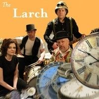 Gravity is Driving the Cosmic Clockwork by The Larch on SoundCloud: some rockin' tunes that would probably be fab live...eh, wot?