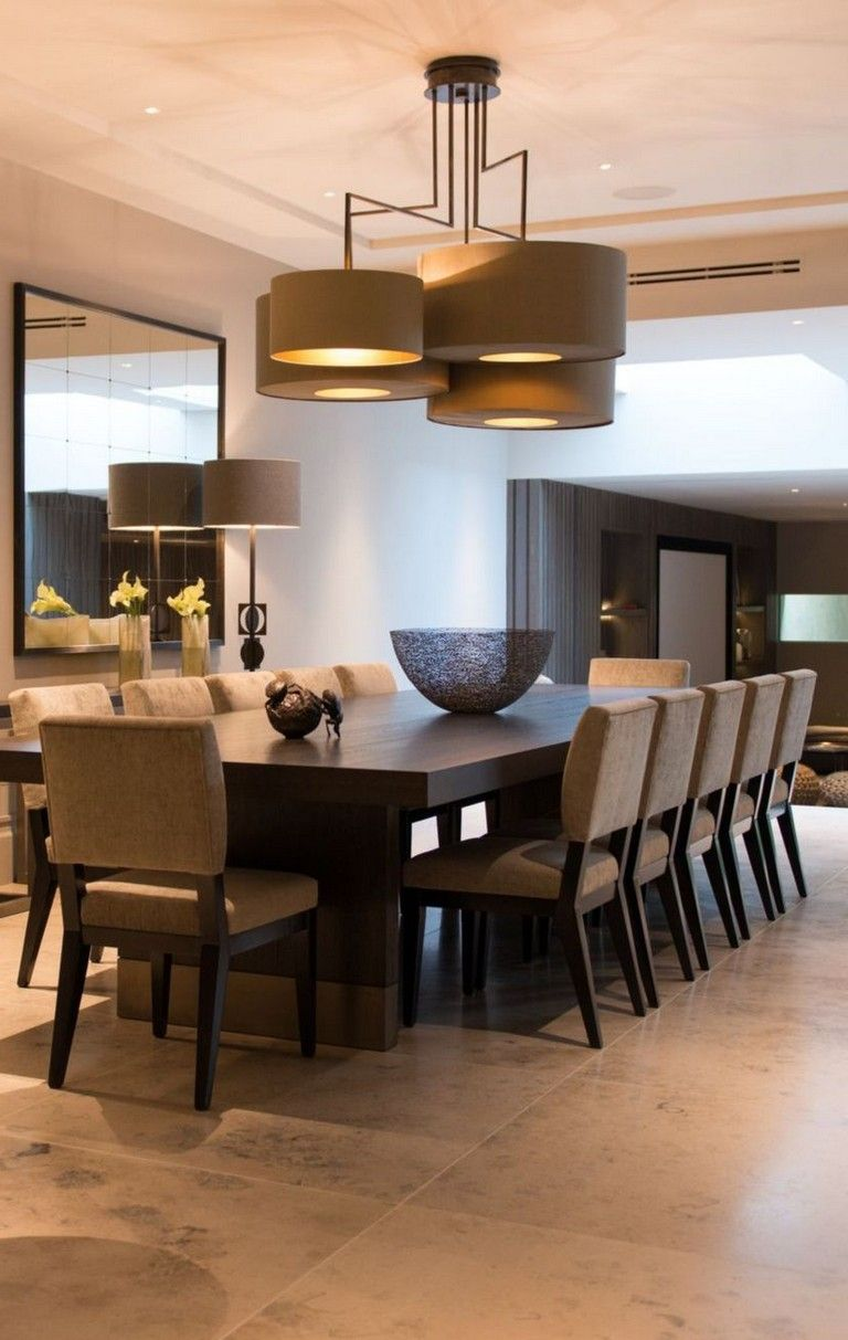 55 Current Masculine Dining Areas Decorating Ideas Dining Room Design Modern Luxury Dining Room Dinning Room Design