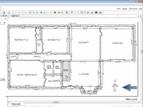 Xactware Self-Paced Training: How to Sketch Floor Plans in