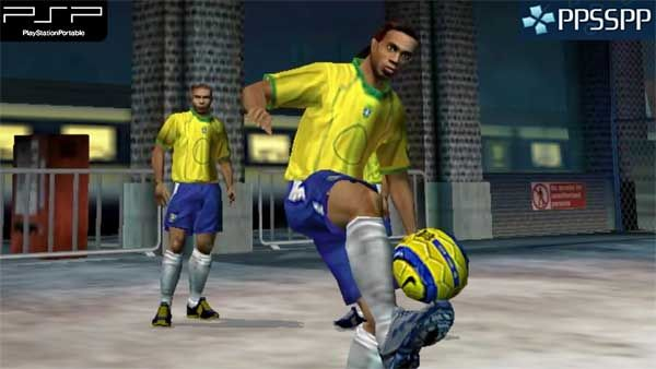 Download Ppsspp Fifa Street 2 Cso And Iso For Android Cantores