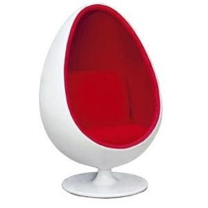 Ei Stoel Ikea.Love This Expensive Version Of The Ikea Egg Kids Chair Wonen
