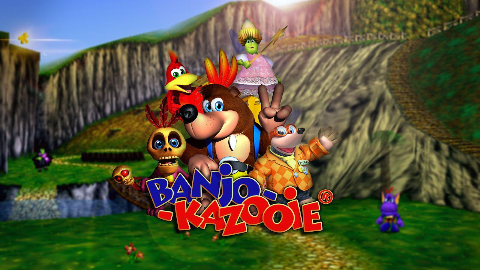 Banjo Kazooie Banjo Tooie Banjo Kazooie Super Smash Bros Banjo
