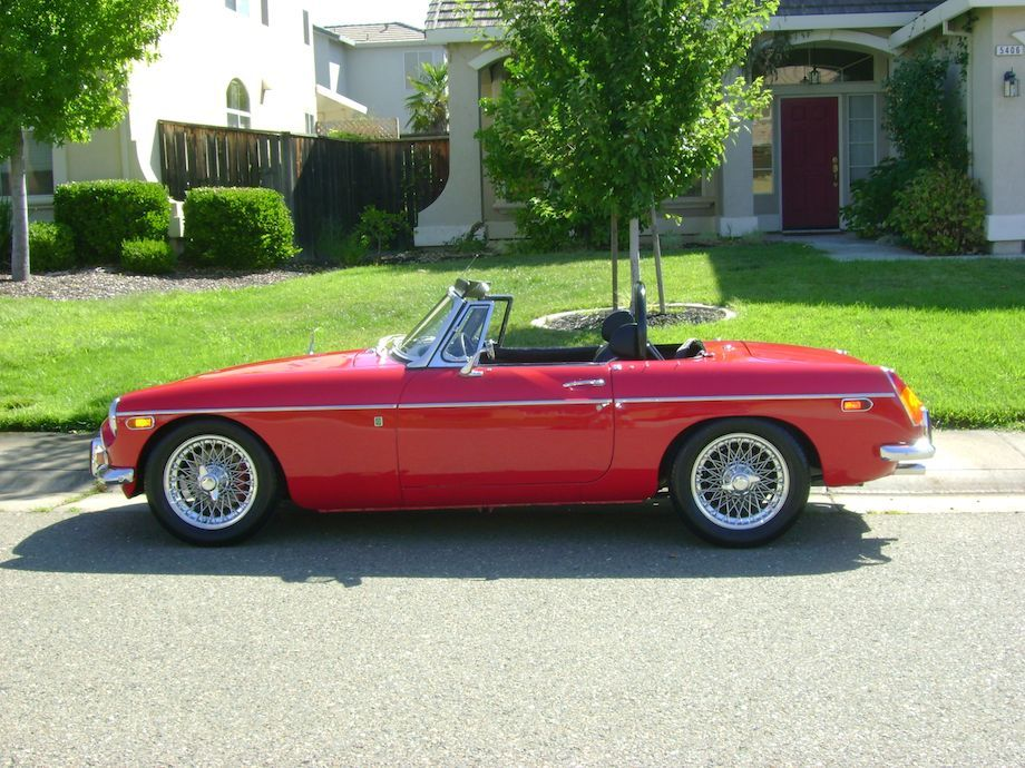 Featured Listing 1970 MG B Roadster Roadsters, Mg mgb