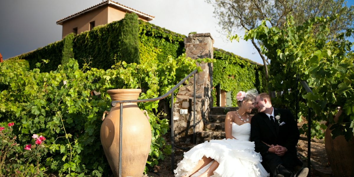 Viansa Winery and Vineyards Weddings Get Prices for Napa