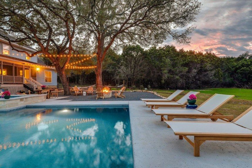 Hideaway A Hill Country Haven From Nest Vacation Rentals