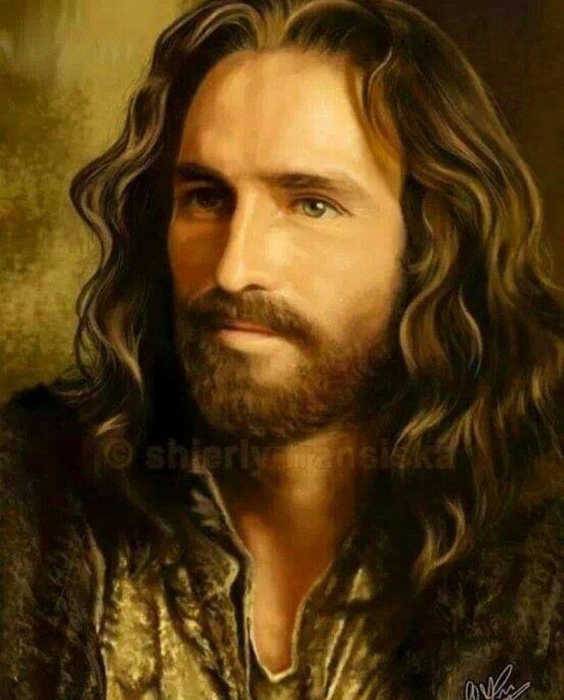 Jesus Oil Painting Oil Acrylic Paintings Christ Jesus Christ