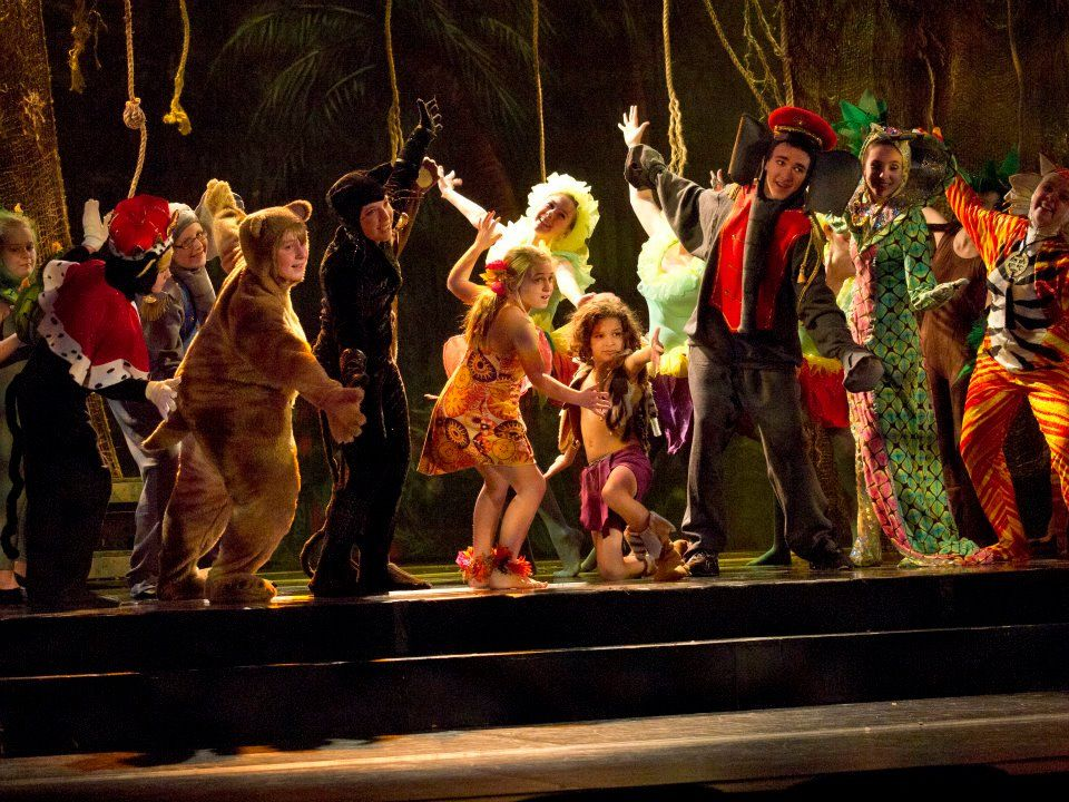 the jungle book goodman theater