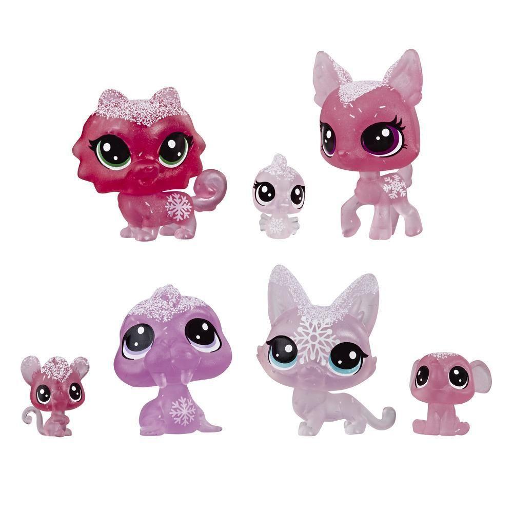Littlest Pet Shop Frosted Wonderland Pet Friends Toy Pink Theme Littlest Pet Shop In 2020 Little Pets Littlest Pet Shop Pet Shop