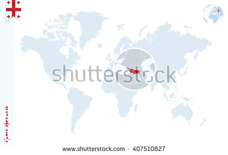 Pin by cristian chiriac on georgia gruzia pinterest flag world map with magnifying on tajikistan blue earth globe with tajikistan flag pin zoom on map vector illustration buy this stock vector on shutterstock gumiabroncs Images