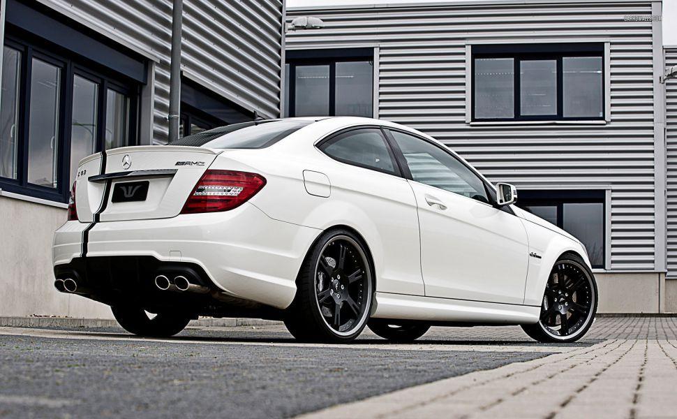 Wheelsandmore Mercedes-Benz C-Class C63 AMG Coupe 2012 HD