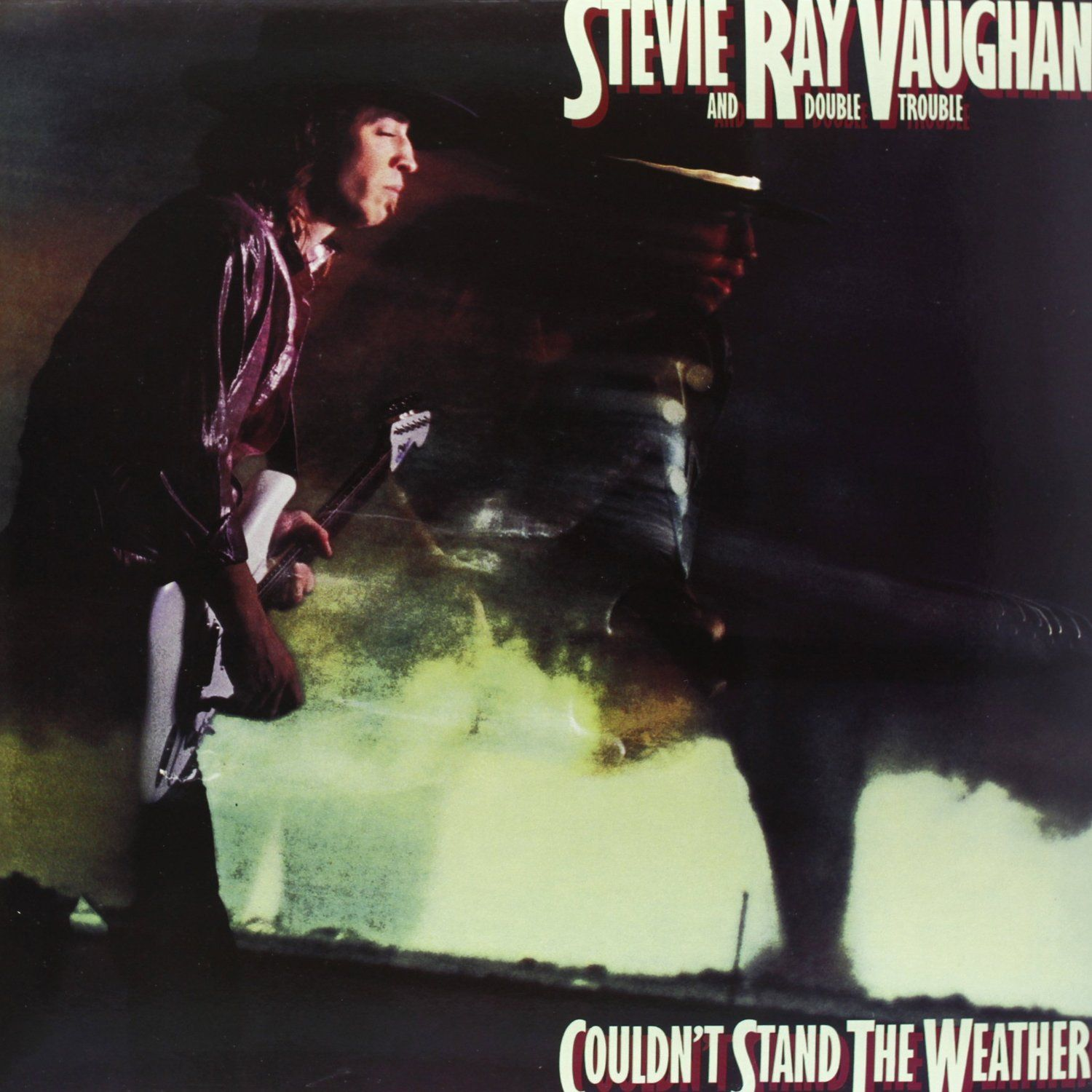 Ray Vaughan Couldn T Stand The Weather Stevie Ray