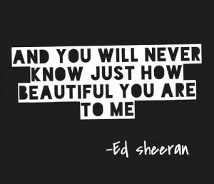 Ed sheeran ✿  ☺