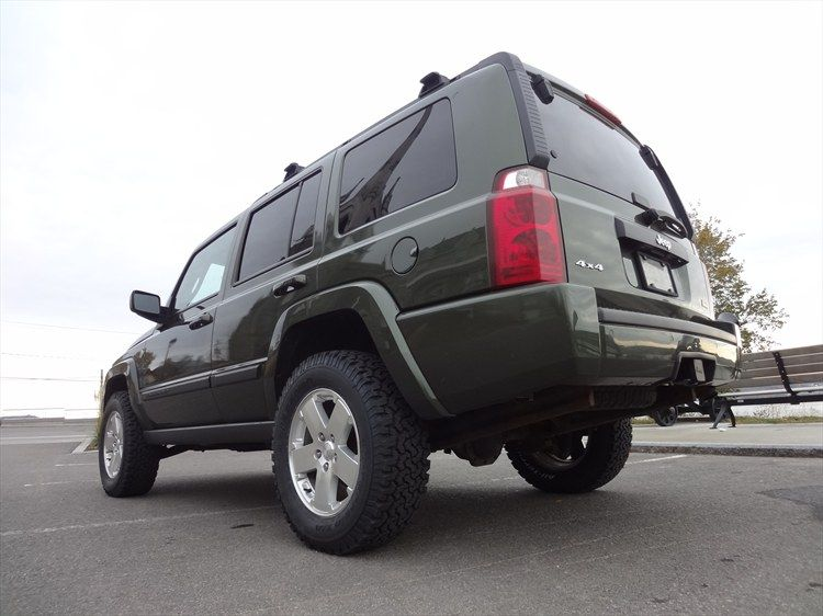 Another Fdufour226 2007 Jeep Commander Post Photo 18727120 Jeep Commander Jeep Cdr