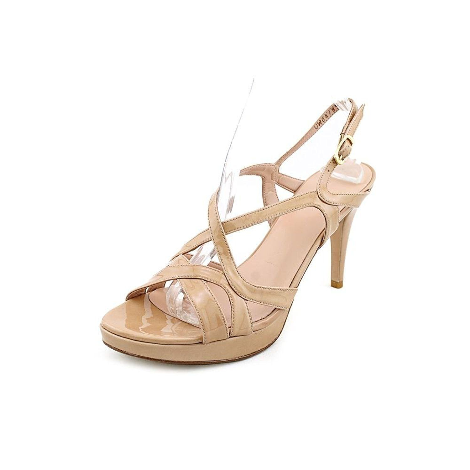 ca1e384d43a Stuart Weitzman Axis Platforms Women Open Toe Patent Leather Platform Heel     For more information