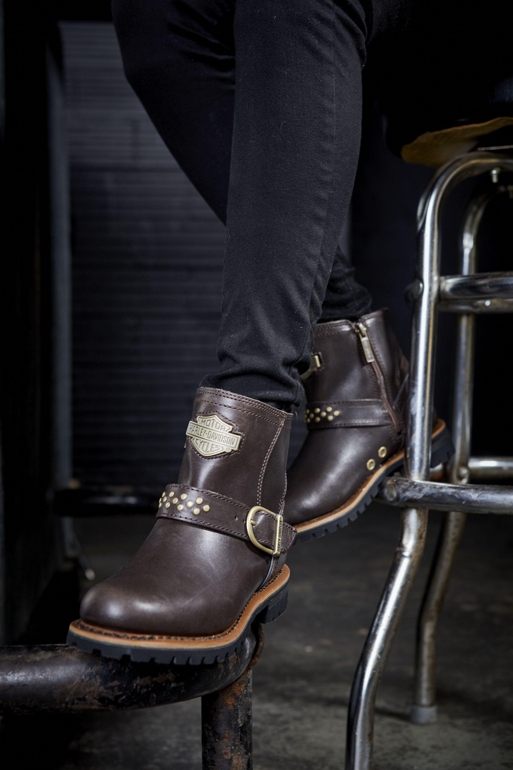 f6e047b2aa188 Women's Brantley Boot | Women's Dealer Exclusives | Harley davidson ...