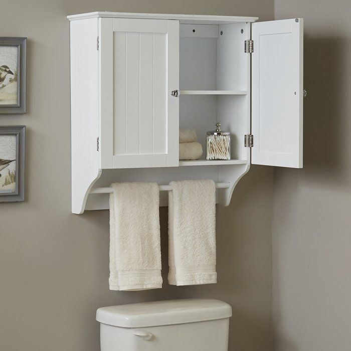 Ashland 24 W X 25 H X 7 D Wall Mounted Bathroom Cabinet Wall Mounted Bathroom Cabinets Small Bathroom Bathroom Design
