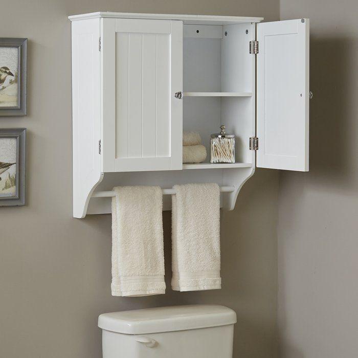 Ashland 24 W X 25 H X 7 D Wall Mounted Bathroom Cabinet Wall
