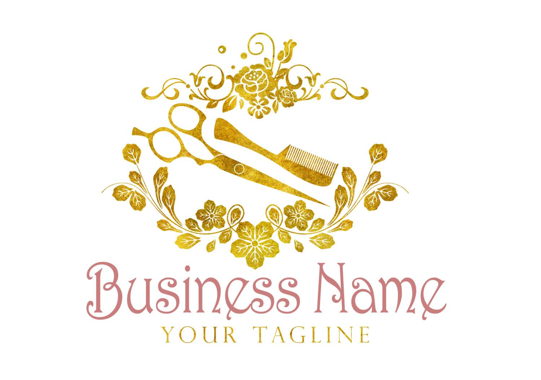 Personalised Word Art Print//Frame Hairdressing Hairdresser Beauty Scissors Comb